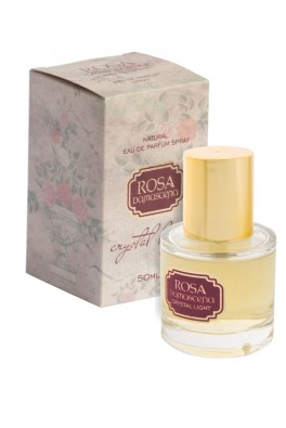 ROSA DAMASCENA CRYSTAL LIGHT (EDP)